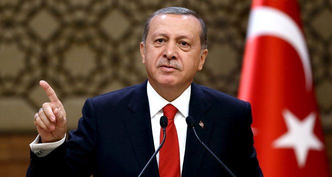 Cumhurbaşkanı Erdoğan Türkiye rejim tercihini 1923'te yapmıştır