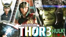 THOR 3 RAGNAROK İlk Fragman! Hulk vs Thor!
