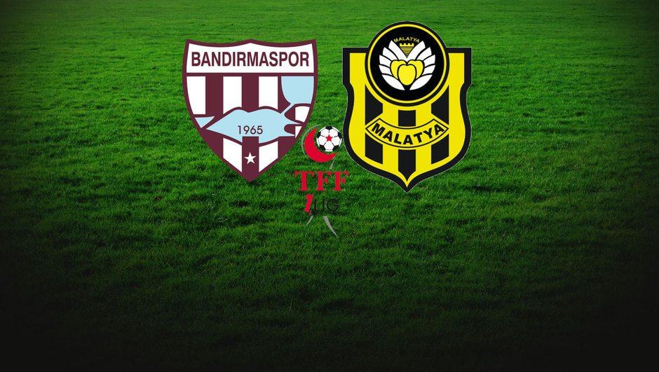 Bandırmaspor Yeni Malatyaspor maçı saat kaçta hangi kanalda başlayacak (3)