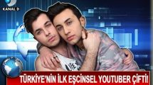 Türkiye'nin ilk eşcinsel çift kanalı!
