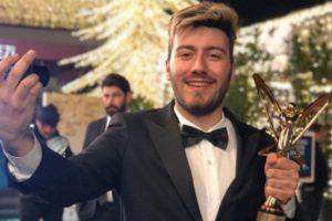 Enes Batur'un Altın Kelebek'i geri alındı