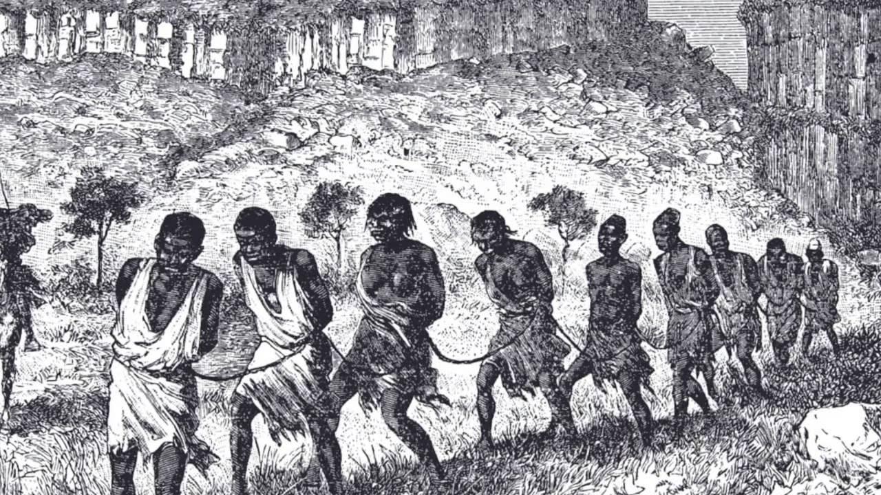 köle taşıma