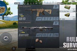 Rules of Survival Silah Parçaları Ne İşe Yarar