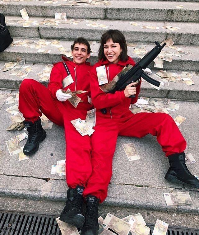 LA CASA DE PAPEL (Money Heist) - Bu Dizi Yeni Favoriniz Olacak
