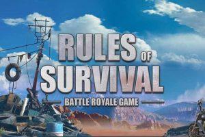 Rules of Survival Türkiye Forumu - Türkçe Destek