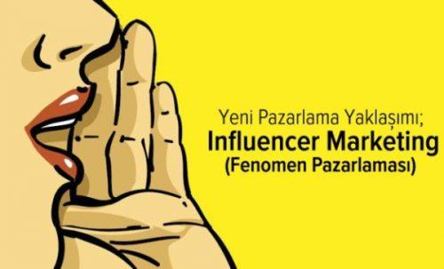 sosyal medya,influencer,pazarlama