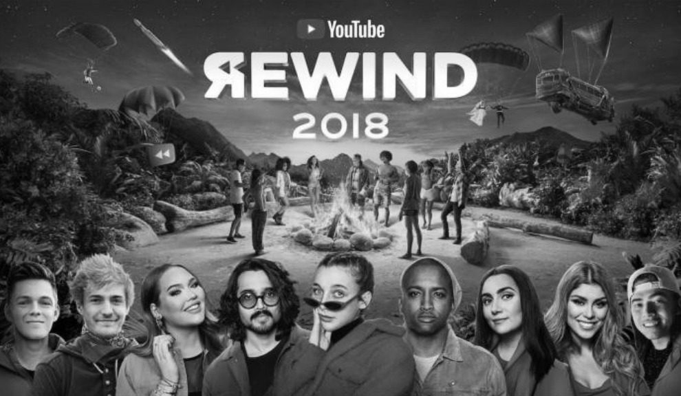 Youtube Rewind 2018, Youtube'da en fazla dislike alan video oldu